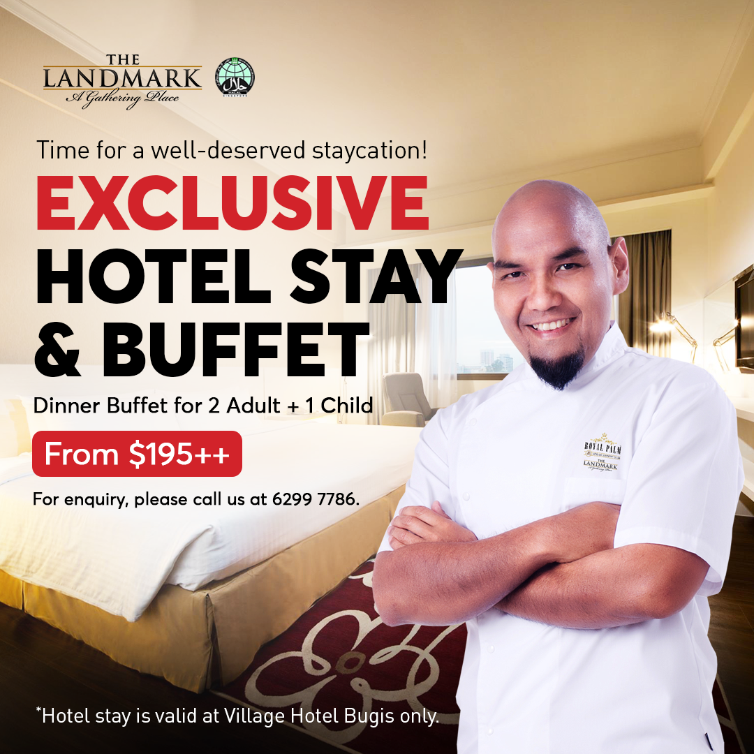The Landmark and Village Hotel Bugis Promotion